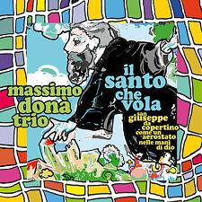 MASSIMO DONA' TRIO  «Il Santo che vola»  Caligola 2209