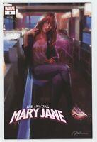 Amazing Mary Jane 1 Marvel 2019 NM Gerald Parel Variant Spider-Man GGA