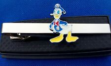 Donald Duck tie clip Disney character tue clasp Mickey Mouse Disney World