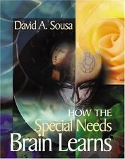 How the Special Needs Brain Learns, Sousa, David A., Acceptable Book