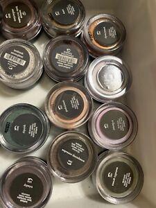 Bare Minerals Eyeshadow Eye color Choose Color Mini travel size jar 0.01 oz