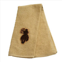 Western Cowboy Roper Terry Cloth Towel 16x28 inches New by RaaKha