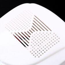 Mini Indoor Oxygen Bar Ionizer Air Fresh Purifier Freshener Home Wall 110/220V Q