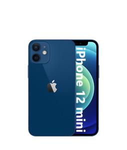 Apple iPhone 12 mini 5G 128GB NUOVO Originale Smartphone iOS 14 BLUE blu