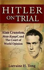 Hitler on Trial: Alan Cranston, Mein Kampf, and the Court of World Opinion (Pape