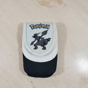2011 Nintendo DS Carrying Case Pokemon Black White Sleeve Kit See Photos
