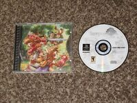 Works Great! Legend of Mana Playstation 1 PS1 Squaresoft Action RPG RARE