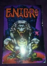 Fantagor #3 Corben 1972 Vg Last Gasp 75 Cent Cover Price comix indy underground