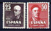 Sellos de España 1947 nº 1015-1016 Falla y Zuloaga sellos nuevos