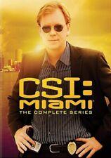 CSI: Miami - The Complete Series (DVD,2012) (pard59213122d)