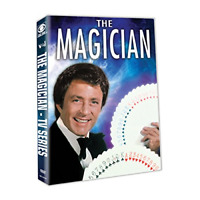 The Magician Complete Bill Bixby Series Season 1 + TV Movie Pilot NEW DVD SET