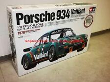 Tamiya 12056 1/12 Porsche 934 Vaillant + Fotoätzteile
