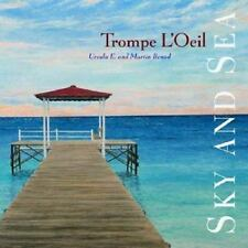Trompe L'Oeil Sky and Sea-ExLibrary
