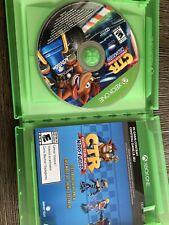 Crash Team Racing Nitro-Fueled -- Standard Edition (Microsoft Xbox One,2019)