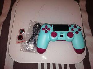 Mando inalámbrico Bluetooth compatible para consola PS4 y PC