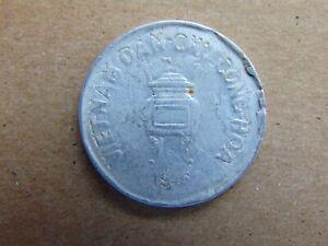 Vietnam North 5 Hao Aluminum Coin 1946 #4