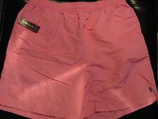 NEW 4XB 4XL BIG 4XB Ralph Lauren POLO Swimsuit PINK w Bright GREEN PONY $65