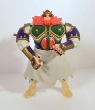 "2004 Bason 6.75"" Mattel Action Figure Naruto Shaman King Shonen Jump"