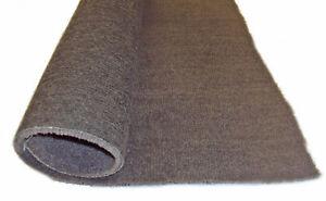 Mid Grey car carpet automotive carpet 1.5m wide (5ft) sold per running metre