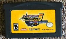 Mega Man Battle Network 5: Team Protoman (Nintendo Game Boy Advance, 2005)