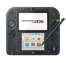 Nintendo 2DS Clear Black Japan import
