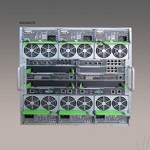 Fujitsu 900 BX PRIMERGY BX900 S1 CTO - 2 x Switch 6 x Netzteil für BX922 Blade