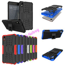 Heavy Duty kickstand Hybrid Armor Cover TPU Case Skin for HTC Desire Smart Phone