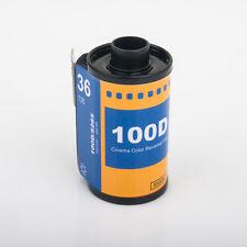 Bokkeh Kodak Ektachrome 5285 100D ISO100/36EXP 35mm Cinema Reversal Film On Sale