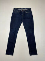 LEVI'S DEMI CURVE SKINNY Jeans - W30 L32 - Navy - Great Condition - Women's