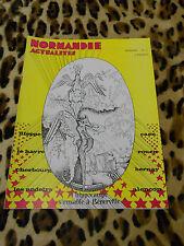 REVUE - NORMANDIE ACTUALITES - n° 2 - 1971