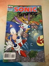 Sonic The Hedgehog #40 Condition: 7/10 Archie Comic Book Issue
