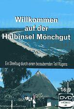 WILLKOMMEN AUF DER HALBINSEL MÖNCHGUT / RÜGEN - DVD