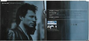 MAXI CD SINGLE 4 TITRES JON BON JOVI MIDNIGHT IN CHELSEA 1997 Mercury 574 517-2