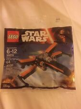 LEGO STAR WARS FORCE AWAKENS POE'S X-WING FIGHTER 30278 POLYBAG NEW