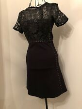 French Connection Little Black Dress. Size 6