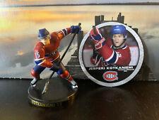 Jesperi Kotkaniemi 2020 Montreal Canadiens Dragon Hockey 3 Inch Figure Card