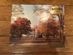 NEW Vintage Waddingtons 5000 piece puzzle
