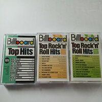 1962 and 1969 Billboard Top Rock'N'Roll Hits,Billboard 1978 hits Cassette Tape