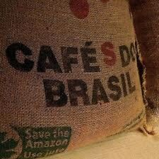 2 lbs Brazil Cerrado Arabica - natural 17/18 Fresh Med/Dark Roast Coffee Beans
