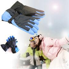 Sport Winterschneestopper Ski Snowboard Handschuhe Wasserdicht Unisex Fäustlinge