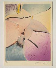 Cristobal Gabarron, Hand Signed Art Lithograph, Hopes For Peace