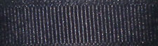 10mm Berisfords Dark Navy Blue Grosgrain Ribbon 20m Reel