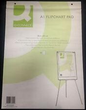 2 X Lavagna A Fogli Mobili Pad (80gsm) a1 Plain - 40 Fogli-Ottimo prodotto di qualità