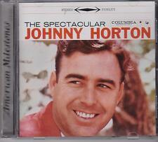 THE SPECTACULAR JOHNNY HORTON  - CD - NEW -