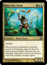 Rhox War Monk x4 Shards of Alara SOA MtG NM