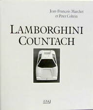 LAMBORGHINI COUNTACH  LP400 LP500 COLLECTION GRAND TOURISME MARCHET COLTRIN
