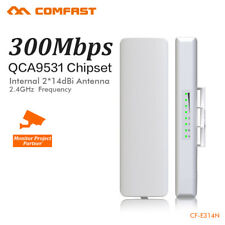 3KM Long Range CPE WIFI Router Wireless Outdoor AP Repeater Access Point Bridge
