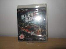 Blood Drive  (PS3) Playstation 3 PAL  NEW SEALED