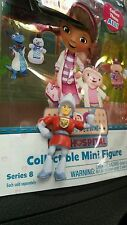 Series 8 Disney Jr Doc McStuffins SIR KIRBY Blind Bag Docs Toy Hospital Loose 2""
