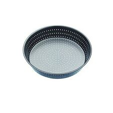 "Master Class Crusty Bake Non-Stick Round Pie Dish /  Tart Tin 23 cm (9"")"